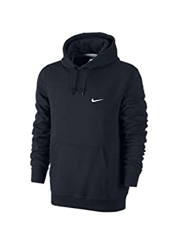 nike brushed sweat-shirt à capuche homme