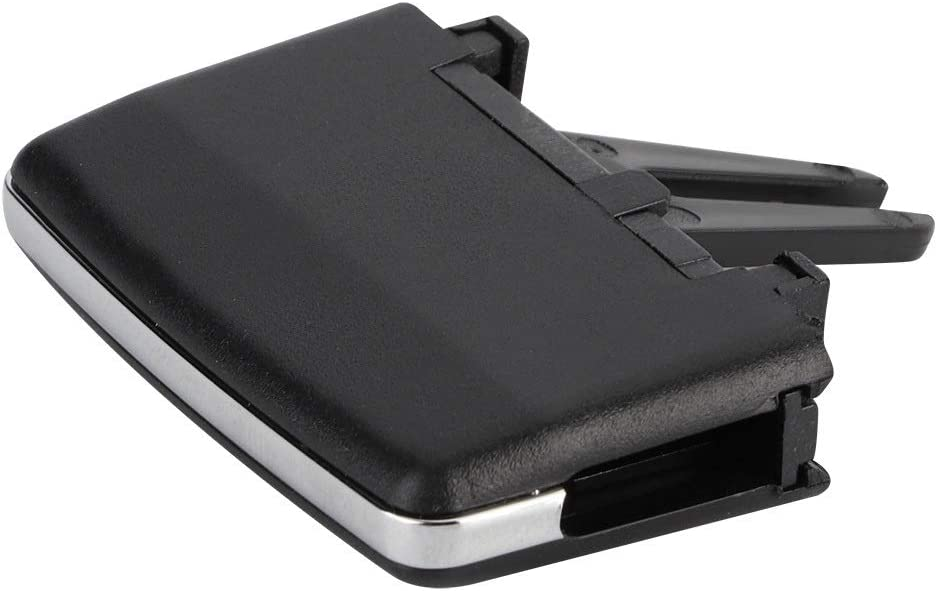 KSTE Frente Salida de Aire Tab Fit Clip Compatible with el Benz W204 C260 C300 GLK200 GLK300 08-10