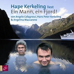 Ein Mann, ein Fjord! Performance