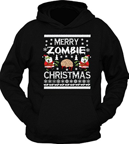 Merry Zombie Christmas Sweater