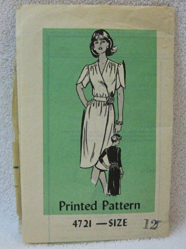 anne adams dress patterns - 4