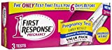 First Response fORgPQ Early Result Pregnancy Test, 3 Count (5 Pack)