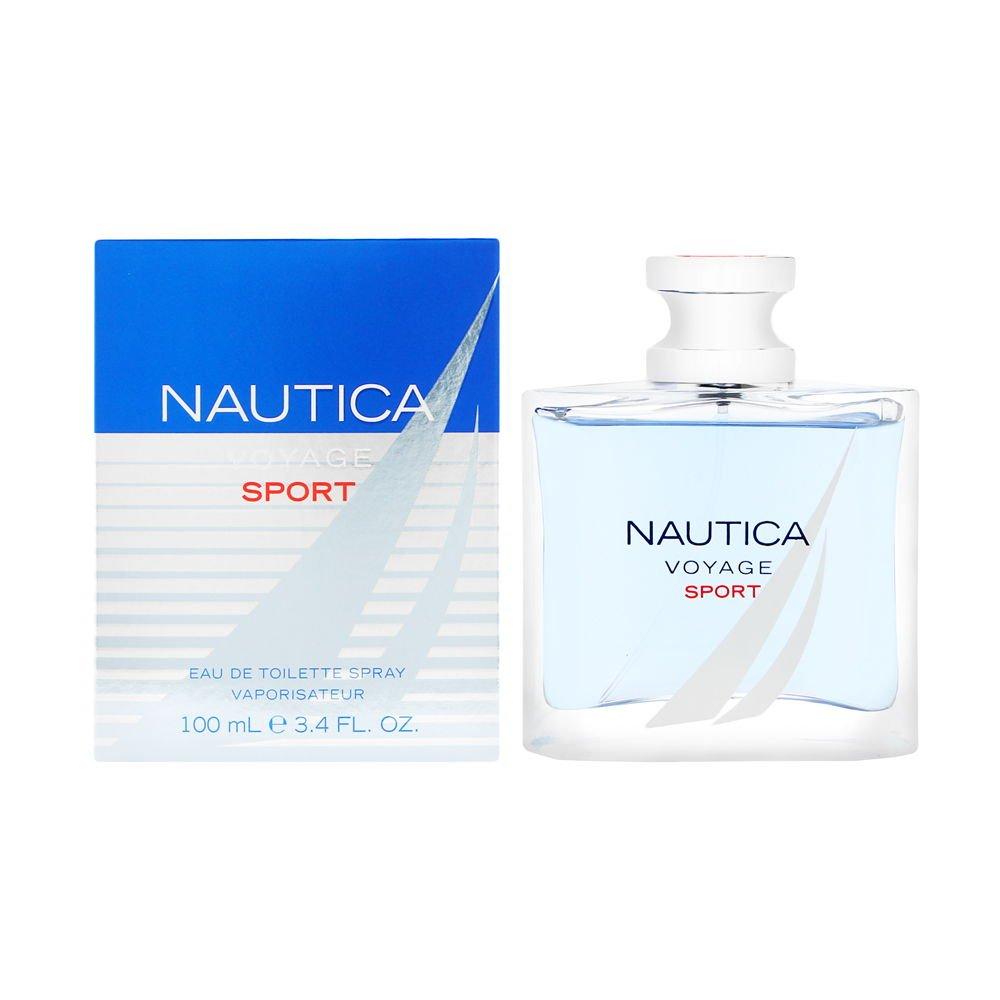 Nautica Voyage Sport By For Men 34 Oz Eau De Axe Deodorant Bodyspray Score 150 Ml Twin Pack Toilette Spray Toilettes Beauty