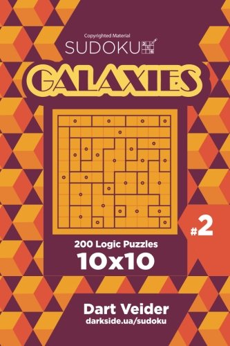 Download Sudoku Galaxies - 200 Logic Puzzles 10x10 (Volume 2) pdf