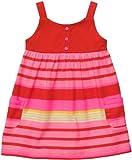 Carter's Infant Knit Dress with Panty - Orange-6