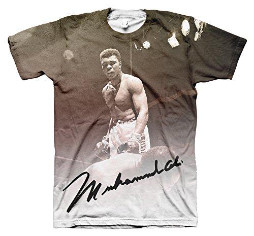 Sugar Daddy Tees Muhammad Ali American Dream T Youth Sized T-Shirt Spot Youth T-shirt