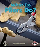 What Do Pliers Do?, Robin Nelson, 1580139493