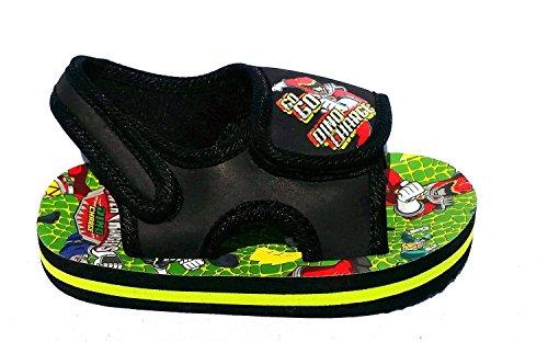 Power Ranger Little Kids Boys Toddler Summer Sandals Velcro