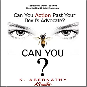 Can You Action Past Your Devil's Advocate? Audiobook