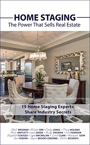 Amazoncom Home Staging The Power That Sells Real Estate 15
