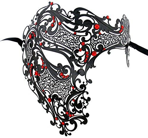 Luxur (Men Masquerade Mask)