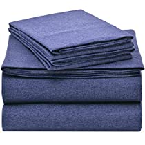 EnvioHome Heather Jersey Sheet Set