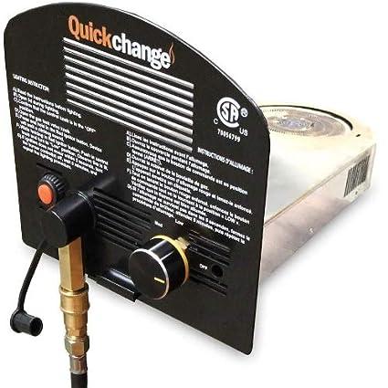 Amazon.com: Parrillas de la Visión QuickChange Gas Insert ...