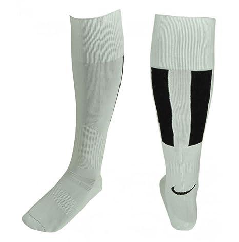 new style ca770 59e55 Calze Calzettoni Calcio Nike Football Socks Bianco Neri tipo Juve Tg. S (30