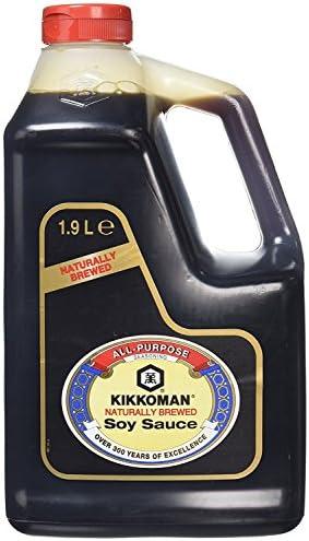 Kikkoman Soy Sauce Bottle (1.9l)
