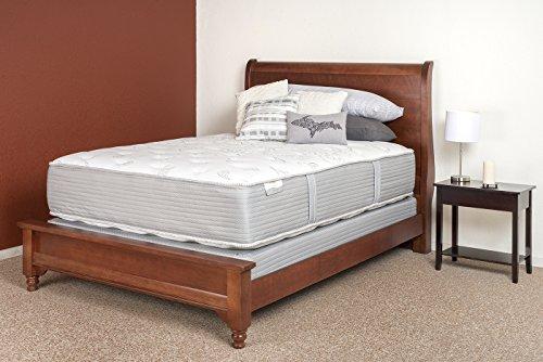 cal king restonic comfort care select hampton firm mattress set