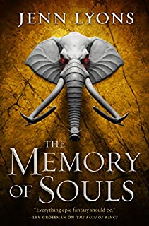 Book Cover: The Memory of Souls