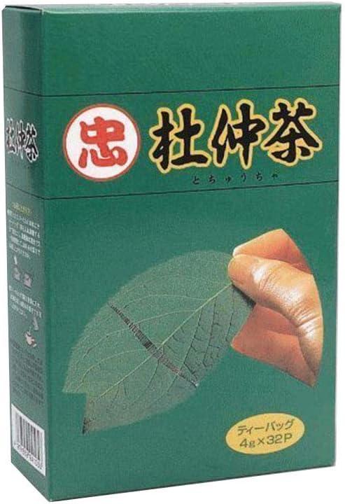 杜仲茶 ティーパック 32袋入り×5箱 比嘉製茶