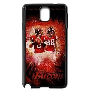 Atlanta Falcons Samsung Galaxy Note 3 Cell Phone Case Black DIY gift zhm004_8690449