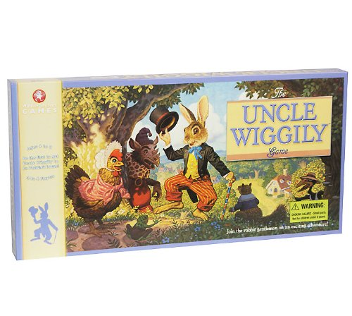 uncle wiggily board game - 3
