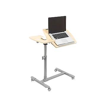 Mesa de ordenador portátil Altura del Escritorio del Ordenador del ...