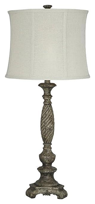 Ashley Furniture Signature Design Alinae Table Lamp Vintage