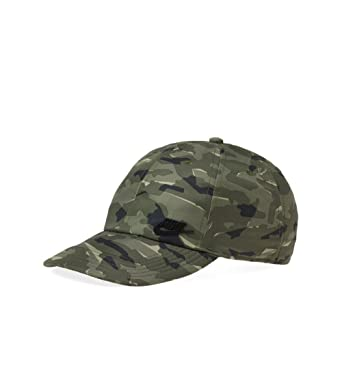 online store e8c06 fe50b ... free shipping nike mens h86 just do it hat cargo khaki black 160ea 4d603