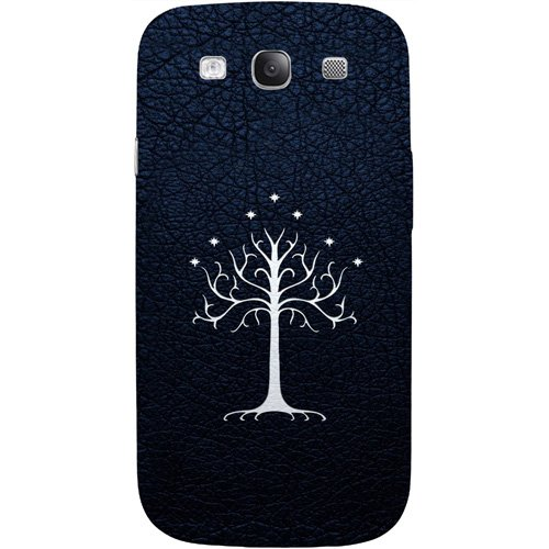 Casotec Magic Tree Pattern Design 3D Printed Hard Back Case Cover for Samsung Galaxy S3 i9300