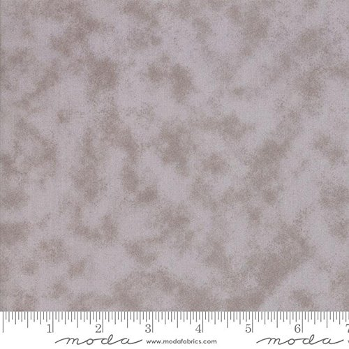 Moda Fabrics Eerily Elegant Wicked Grey Marble Blender Cotton Quilting Fabric 19817/14 - Marble Quilting