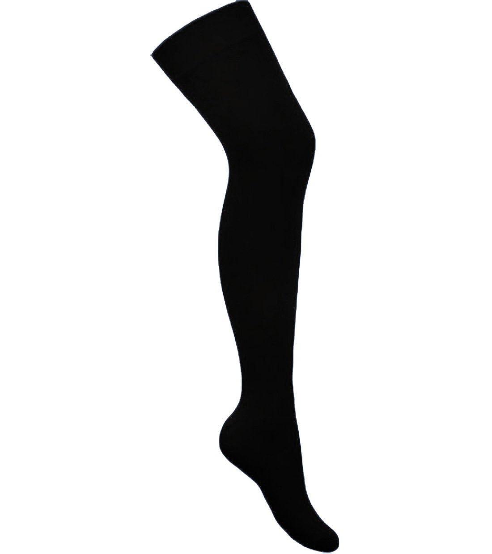 Neue Damen Über das Knie Oberschenkel hohe Damen Stretch Mädchen ...