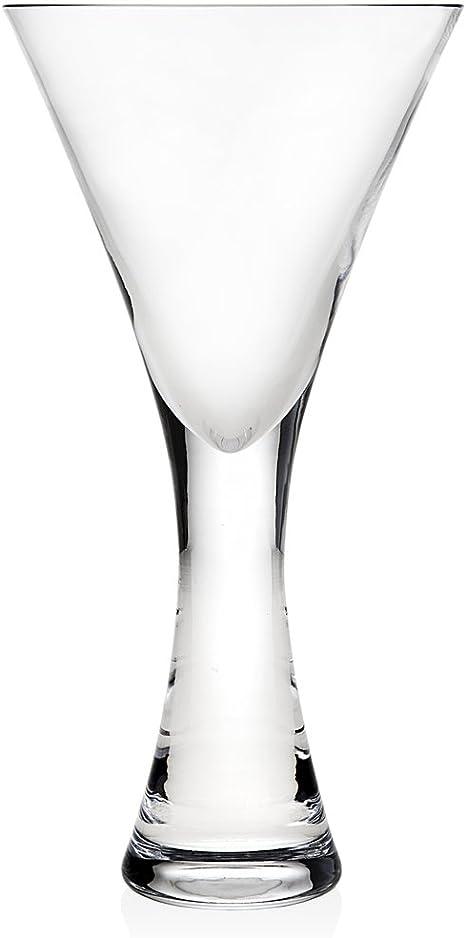 Godinger Silver Art Finley Set of 2 Cocktail Glass