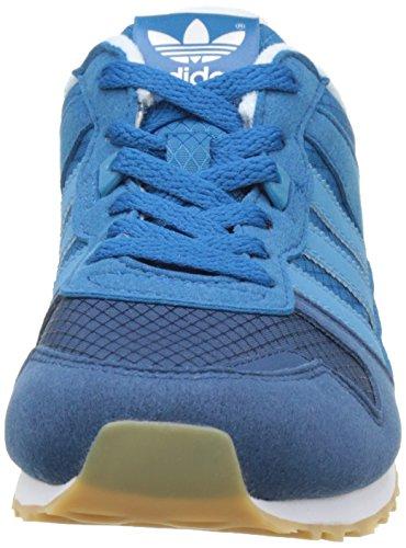 adidas ZX 700 J, Zapatillas de Deporte Para Niños Azul (Azuuni / Azuart / Ftwbla)
