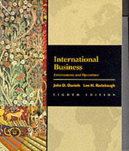 International Business: Environments and Operations Hb