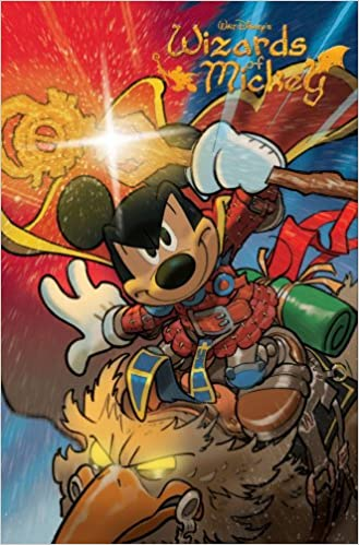 Wizard of Mickey Vol 2: Grand Tournament: Eye Studios Magic, Stefano