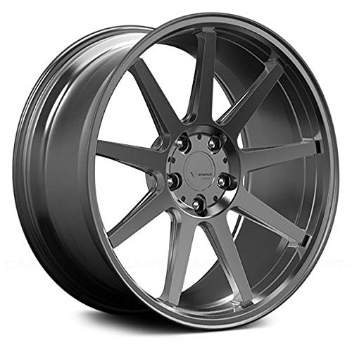 Verde Custom Wheels Vff02 Brushed Dark Palladium Wheel, used for sale  Delivered anywhere in USA