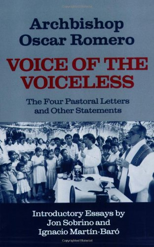 Christmas Catholic Encyclopedia - Voice of the Voiceless: The Four Pastoral Letters and Other Statements (English and Spanish Edition)