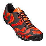 Giro Empire VR90 Limited Edition Camo Cycling Shoe – Men's Orange Lava Lamp, 45.0 Review