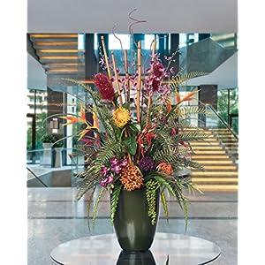 tropical artificial florals