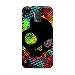 Protector Hard Phone Cover For Samsung Galaxy S5 (JLT17483QOKe) Custom Colorful Avenged Sevenfold Skin