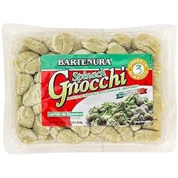 79fc8c466d0ee Amazon.com : Bartenura Spinach Gnocchi, Potato Dumplings with ...