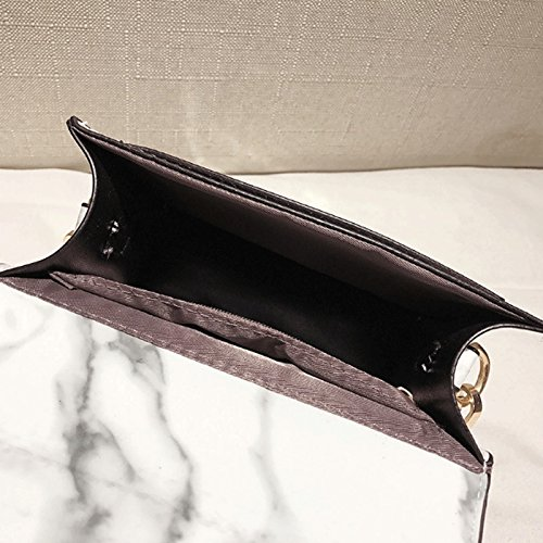 Borselli Crossbody Tempo Signora Libero Bag Mini Borsa Bianco Il Modo Di Bianco Per Della Gj Femminili colore gn1zx4