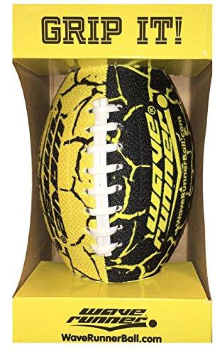 Wave Runner Grip It Football, -