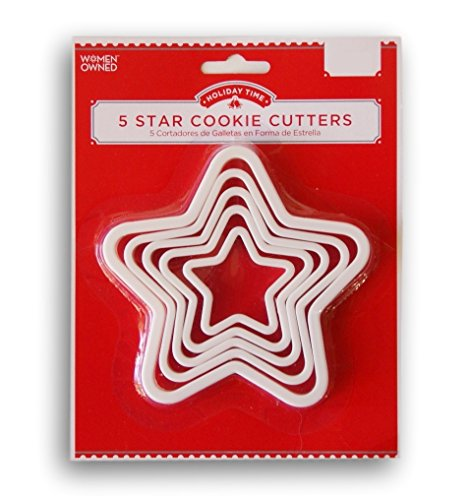 holiday-time-christmas-cookie-cutter-set-star-variety