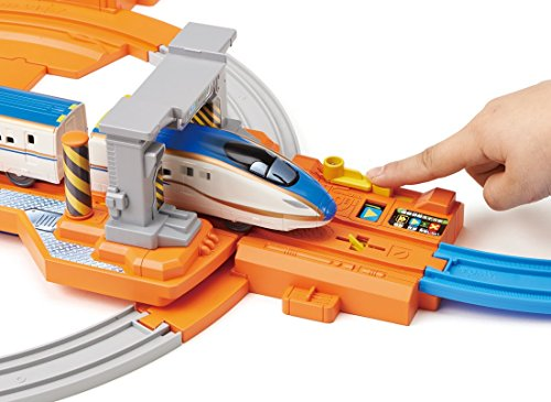 Plarail turn round and round! Big turnplate base by TOMY (Image #3)