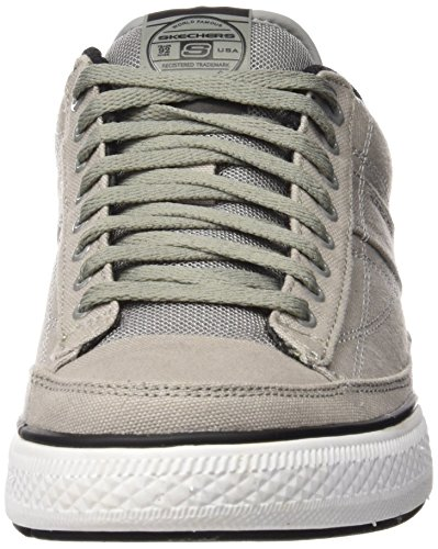Grau Herren nbsp;Chat Grey Arcade Skechers Sneakers wE8BZqzInH