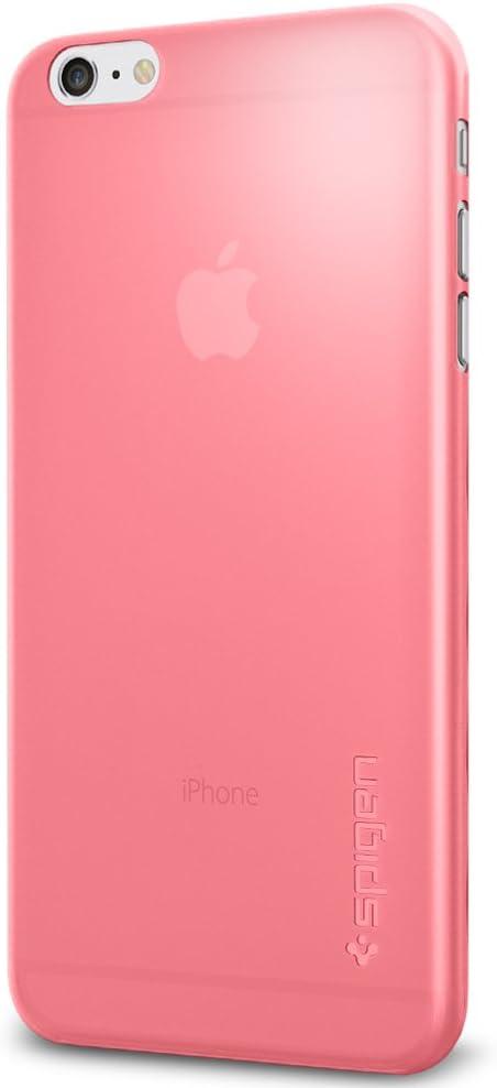 Spigen Air Skin Designed for Apple iPhone 6 Plus Case (2014) - Azalea Pink