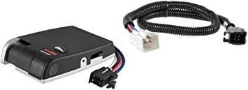 Curt 51120 51363 Discovery Brake Control and Wiring Harness Kit