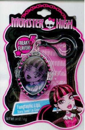 Monster High Fangtastic Lips Scary Sweet Lip Gloss