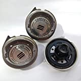 Braun Series 7 Price - Replacement Shaver Head - 3pcs Replacement Shaver Head Rq310 Rq320 Rq330 Rq350 Rq360 Rq370 Rq11 1150x 1160x 1180x Free - For Wahl Norelco Blade 7000 Series Super 1290x Rq11 Braun