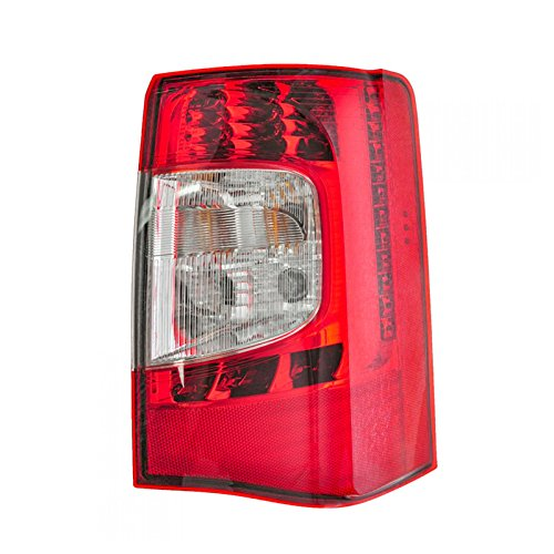 (LED Taillight Taillamp Passenger Side Right RH for 11-13 Chrysler Town & Country)